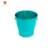 wholesale metal container China factory supply 1 liter empty round metal tin box small bucket