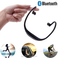 Wireless Headphones, Sweatproof Sports Running Bluetooth 4.2 Wireless Earphones with Mic Noise Cancelling for Jogging Exercise