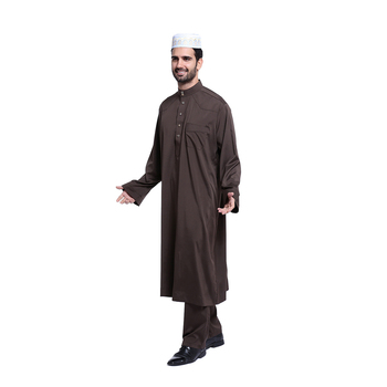 Long Sleeve High Quality Saudi Arabia Thawb Jubba With Design Qamis Daffah  - Buy Saudi Arabia Thawb,Jubba With Design,Qamis Daffah Product on