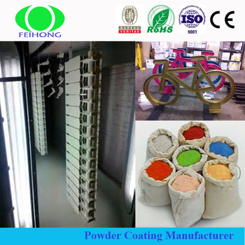 Spray Color Powder Coating Paints