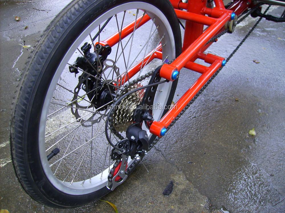 vollgefederten liegerad 3 r der fett reifen trike fahrrad produkt id 60143171703. Black Bedroom Furniture Sets. Home Design Ideas