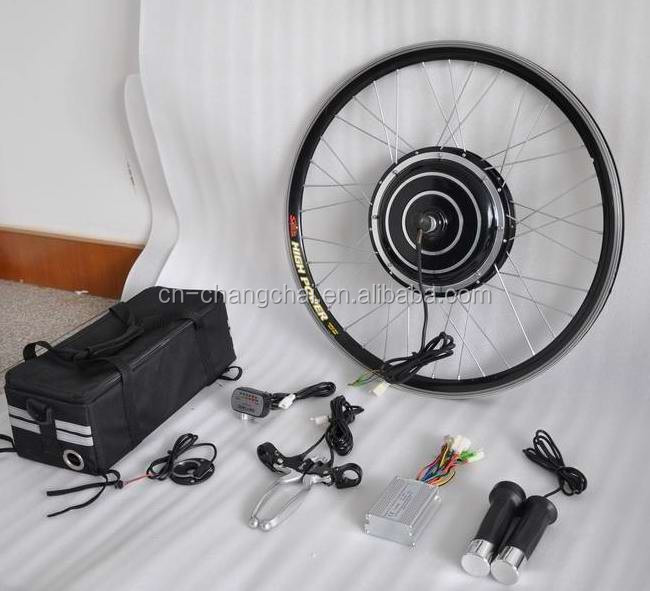 China high quality 48V 1000W electric bike conversion kit with CE