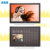 15.4 inch wide screen digital photo frame large size LCD advertising display photo frame