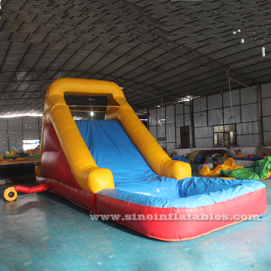 small inflatable water slide small inflatable water slide