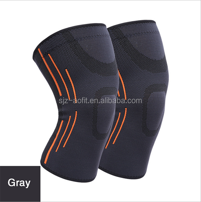 New listed Recovery Knee Support leg fit knee sleeve brace for sports