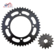 Wholesale Retail Best Quality XV250 Colored Motorcycle Parts Chain Sprocket