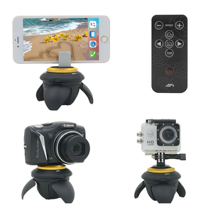 AFI motorized panorama camera head with Wireless Control for Phone and Sports Camera Mount