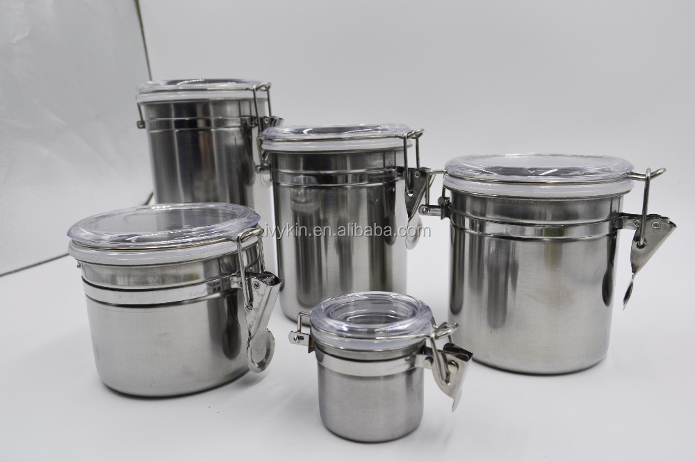Tea Coffee Sugar Canisters White Supplieranufacturers At Alibaba