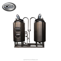 turnkey brewery used beer brewhouse equipment for sale