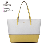 CC2012 Best selling Practical fashion women tote purse handbags genuine leather bag cartera de mujer