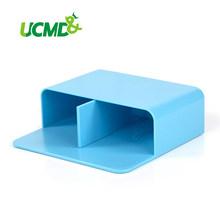 Креативная Магнитная коробка для хранения на холодильник, подвесной контейнер для кухни, Меловые карандаши, органайзер для стола(Китай)