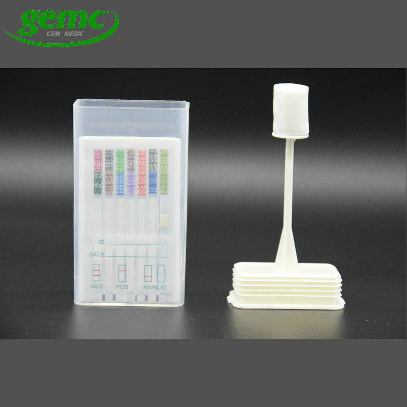2016 Hot-Selling Oral Fluid DOA Saliva Test