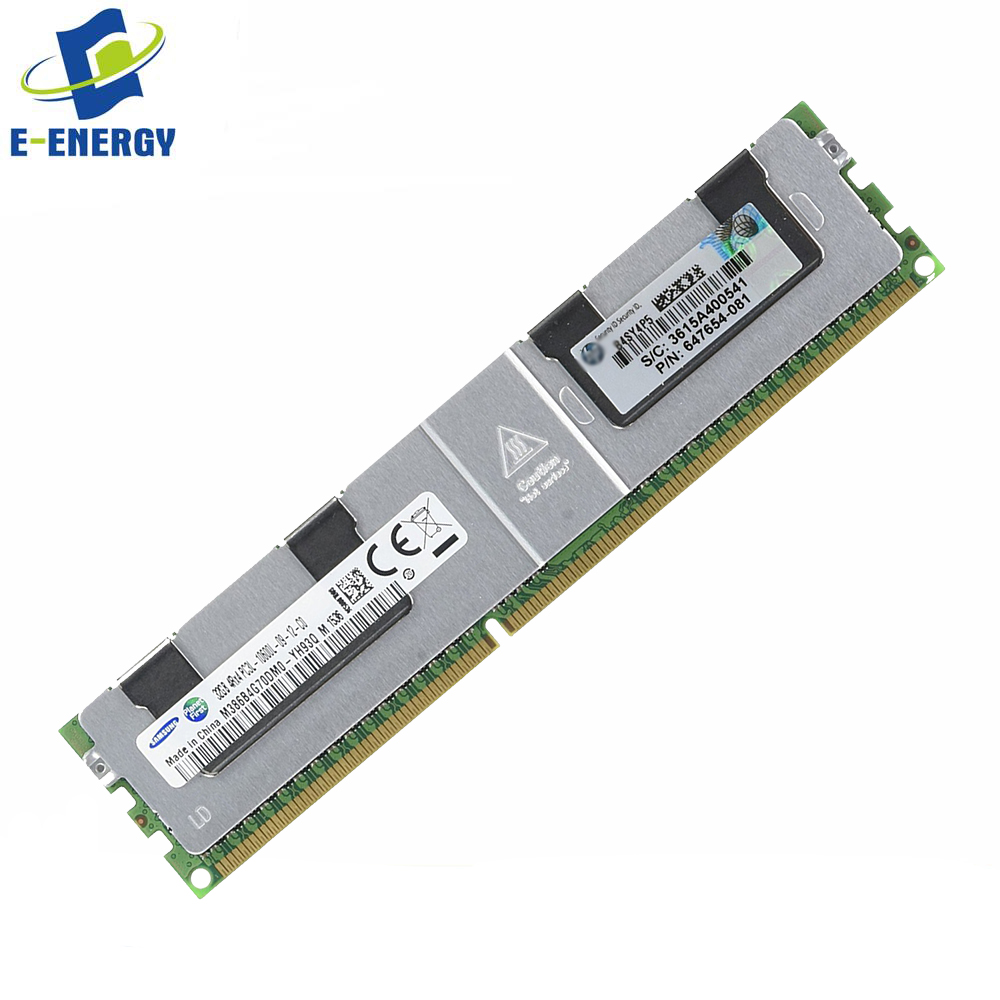 Very Low Profile 809808-001 HPE 32GB DDR3 VLP Server Memory