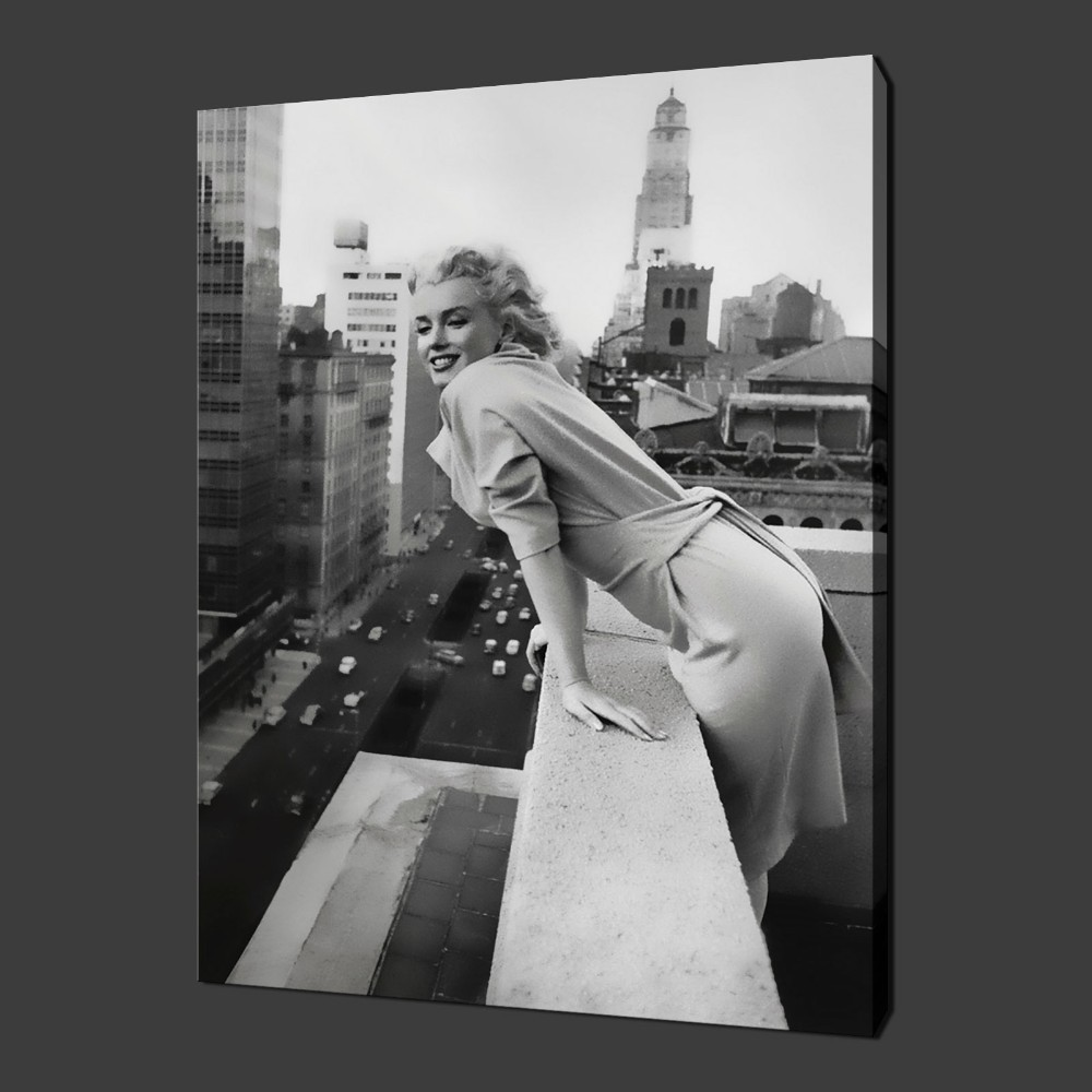 High quality sexy nude lady marilyn monroe canvas prints, canvas wall <strong>art</strong>