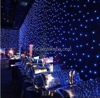 Led Curtain Wall Light Star Sky Lights For Christmas Wedding Party Events Decoration