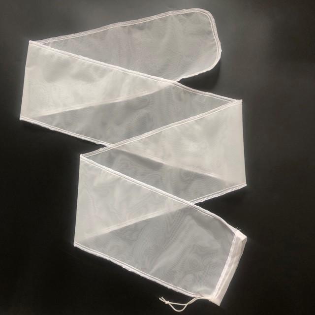 25 37 45 75 90 120 160 190 220 Micron Nilon Rosin Tekan Tas Filter untuk Herb Ekstraksi