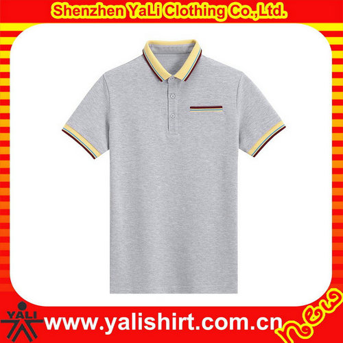 Discount new style collar sport blue polo men t shirts