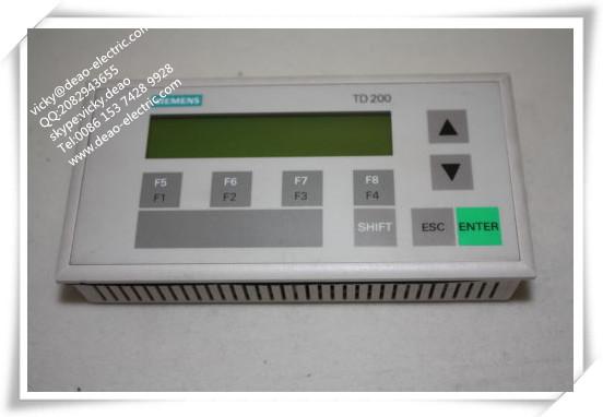 Siemens simatic s7 td200 textdisplay 6es7272 0aa30 0ya0 siemens siemens simatic s7 td200 textdisplay 6es7272 0aa30 0ya0 siemens simatic td panel sciox Choice Image
