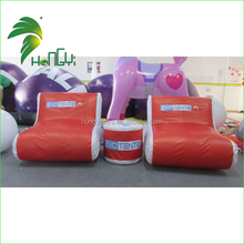 Newest Custom Made Design PVC Inside Cover Outside Comfortable Inflatable Sofa Suit