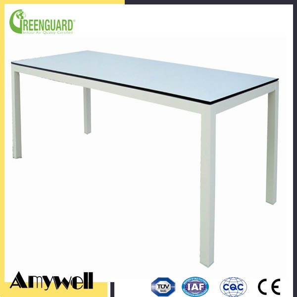 Amywell Manufacture Waterproof Fireproof Solid Hpl Formica Kitchen