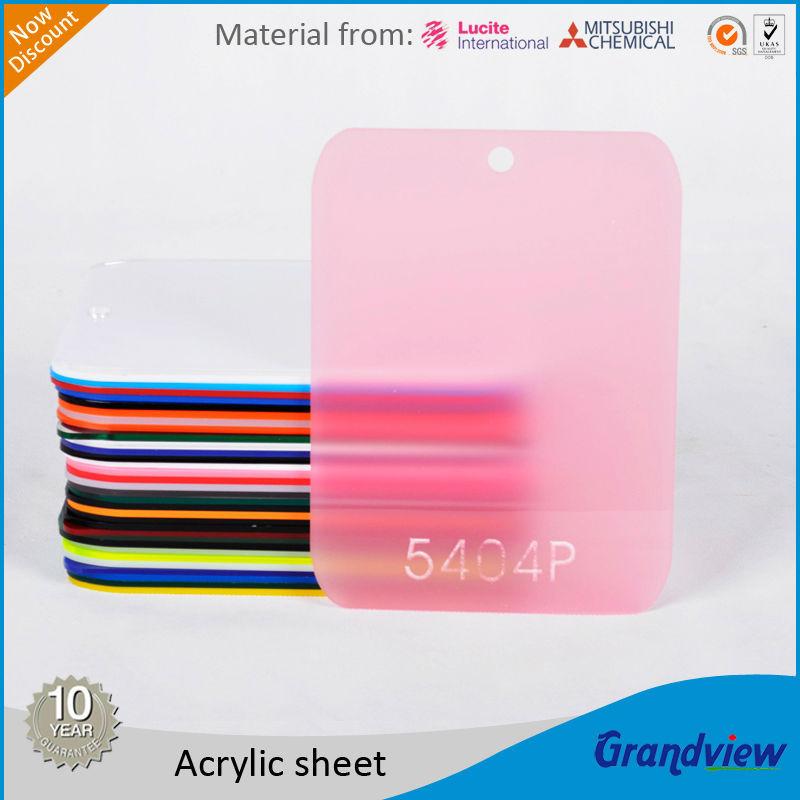 Ontdek de fabrikant Licht Roze Plexiglas Platen van hoge
