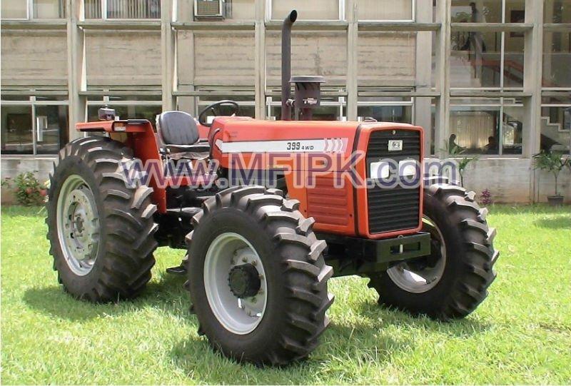 Brand New Mf 465 Tractor