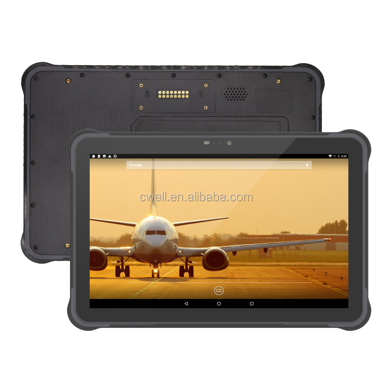 UNIWA T11 10.1 Inch HD Touch Screen MT8783 Octa Core IP65 Waterproof Rugged Android Tablet