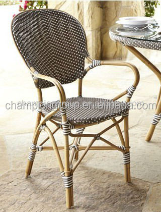Paris Bistro Chairs Wholesale,Riviera Arm Chair,As 6170   Buy Woven Bistro  Chairs,Cheap Bistro Chairs,Stacking Bistro Chairs Product On Alibaba.com