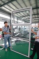 Chinese manufacture of Australia standard Sliding door metal window louver shutters
