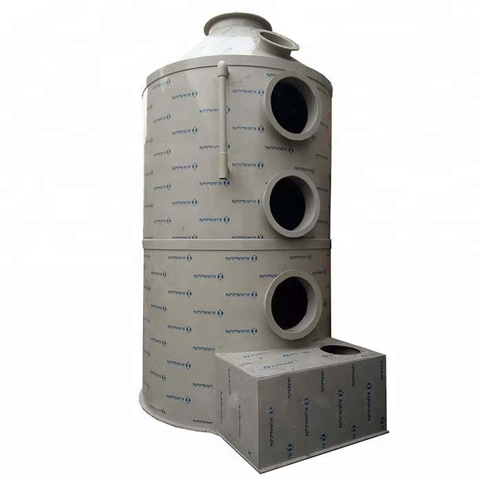Organic Gas Treatment Air Scrubber Manufacturer