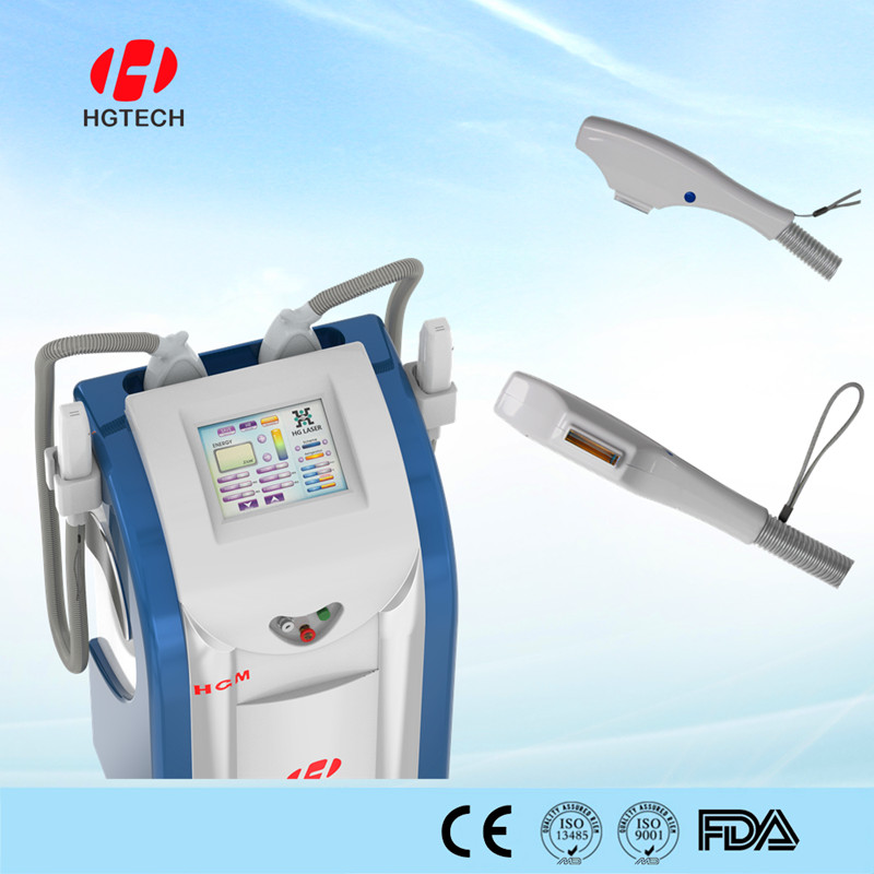 Huagong brand e-light system home hair removal & skin rejuvenation ipl beauty equipment