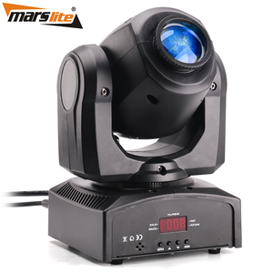 Party Disco Dj Stage Light Mini Beam Gobo Projector DMX 10w Sharpy Led Spot Moving Head Light