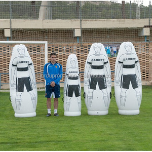 high quality inflatable football training dummy on ales FD-01