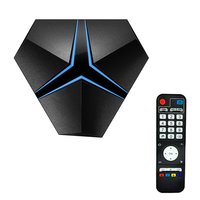 Android tv box New arrival S912 4K 3g+32G Magicsee Iron+ tv box android 7.0