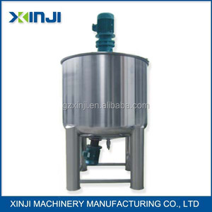 Granulating Additional Capabilities and Agitator Mixer Type paint manufacture equipment