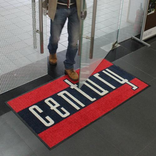 Brand new polyester floor mat for wholesales