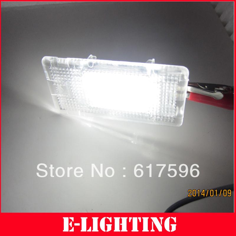 Нет ошибка из светодиодов освещение багажника багажник свет ног лампы для BMW E36 E46 E90 E92 328i 335i 535i 645i M3 M5 M6