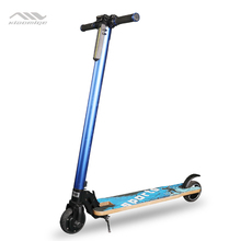 Small Long Range Light Weight LG Lithium Battery 2 wheel Electric Kick Off Skateboard Scooter