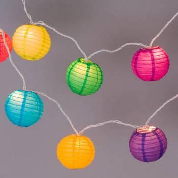 Low Voltage Paper Lantern String LightsBuy Paper Lantern String