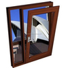 Fashionable Design Tilt And Turn Windows Of Balcony Exterior Windows