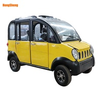 mini electric car made in China New energy electric vehicle 4 wheel new electric car