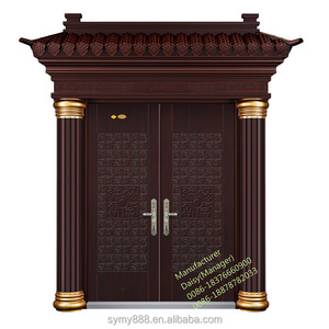 Customized Best Sell Best Bullet Proof Security Steel Door