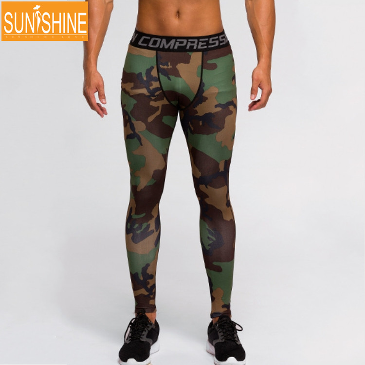 Men'S Workout Leggings Oem Men'S Top Selling Fitness & Yoga Wear