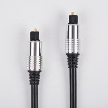 Toslink Optical Audio Cable OD5.0MM Toslink Để Toslink Cho <span class=keywords><strong>AV</strong></span> Receiver