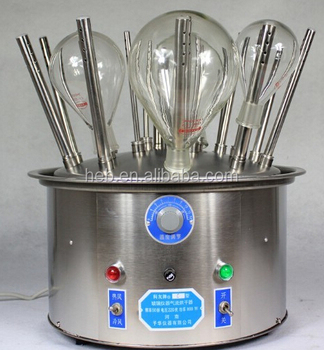Lab glass jar sterilizer dryer