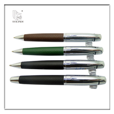 Top Suppliers New Model Colorful Custom Logo Promotional Cheap Ball Point Pen