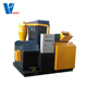 battery cable recycling battery cable granulator baseboard radiator separator machine