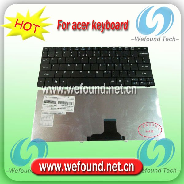 Hot Sale Laptop Keyboard For Acer Aspire One Za3 Za5 Za8