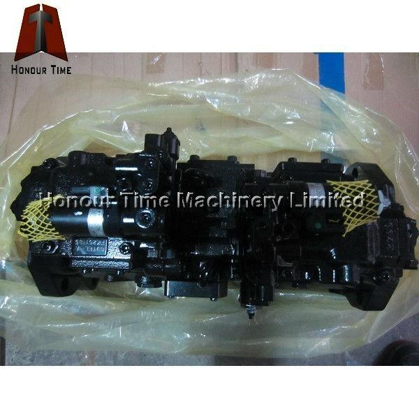 K3V112DTP1A9R 9TEL-V SK200-6E Hydraulic Pump assy YN10V00023F2 4.jpg