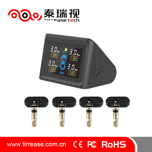 wholesale factory price Color screen solar power tpms